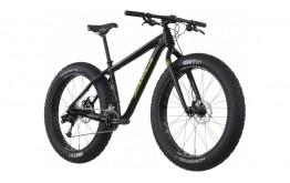 Dviratis Salsa Beargrease X5 26'' Fat bike black 2019