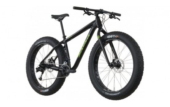 Dviratis Salsa Beargrease X5 26'' Fat bike black 2019