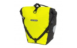 Krepšiai ORTLIEB BACK-ROLLER HIGH VISIBILITY NEON YELLOW 2x20L (2 vnt.)