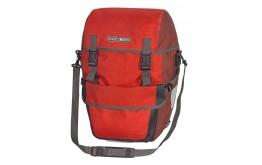 ORTLIEB BIKE-PACKER PLUS SIGNALRED-CHILI 2x21L new 2015 (2 vnt.)