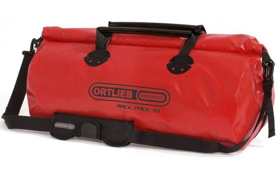 ORTLIEB RACK-PACK PD620 L RED 49L