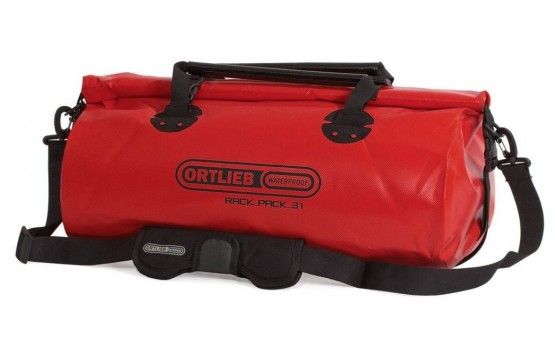 ORTLIEB RACK-PACK PD620 M RED 31L