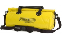 Krepšys ORTLIEB RACK-PACK PD620 M YELLOW 31L