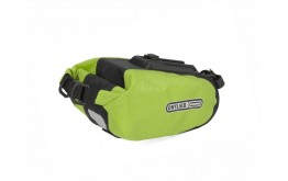 ORTLIEB SADDLE-BAG S LIME-BLACK 0,8L