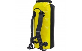 Kuprinė ORTLIEB X-PLORER PD620 L SUN YELLOW-BLACK 59L