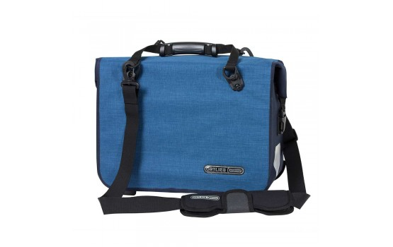 ORTLIEB OFFICE-BAG QL2.1 L DENIM-STEEL BLUE 21L