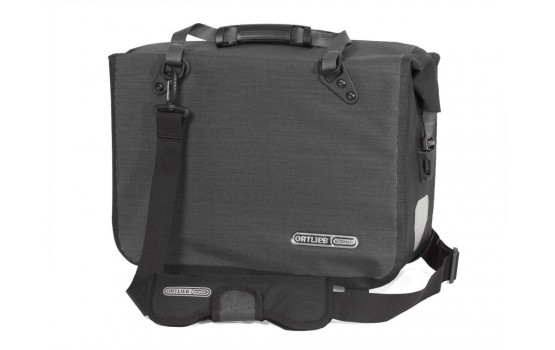 Krepšys ORTLIEB OFFICE-BAG QL3.1 L GRANITE-BLACK 21L