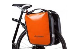 Kelioniniai krepšiai galiniai Crosso DRY BIG 60l orange (pora)