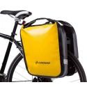 Kelioniniai krepšiai galiniai Crosso DRY BIG 60l yellow (pora)