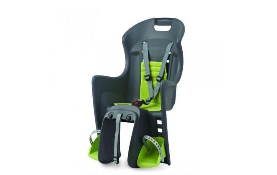 Vaikiška kėdutė Polisport Boodie RMS grey/green