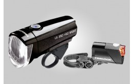 Lempų komplektas Trelock LS 350/LS 710