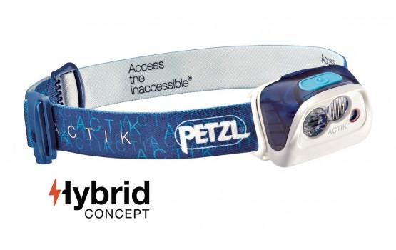 Prožektorius Petzl ACTIK HYBRID blue