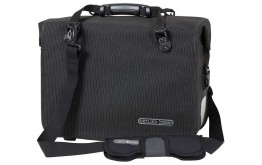 Krepšys ORTLIEB OFFICE-BAG QL3.1 L HIGH VISIBILITY BLACK 21L