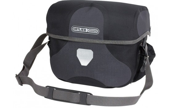 Krepšys ORTLIEB ULTIMATE6 PLUS GRANITE-BLACK 8,5L