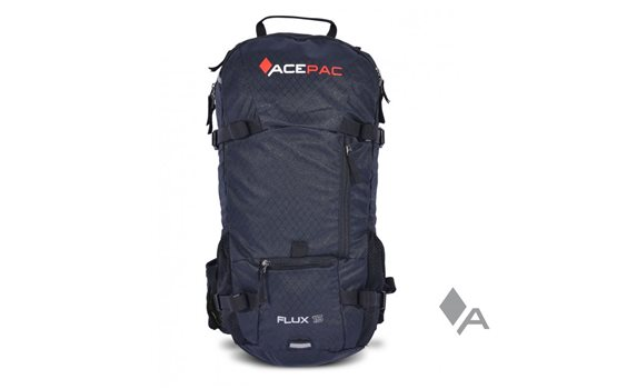 Kuprinė Acepac FLUX 15 PROTECTOR black