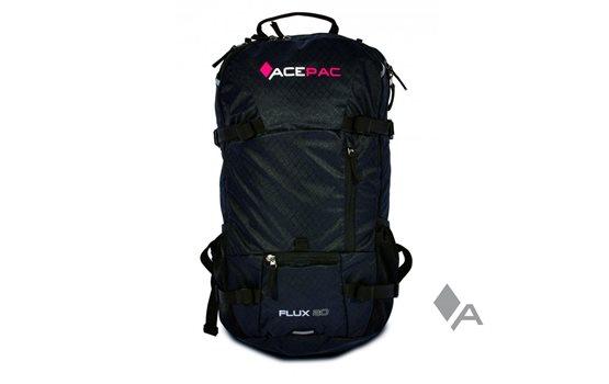 Kuprinė Acepac FLUX 20 PROTECTOR black