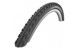Padanga Schwalbe Hurricane HS352, Perf Wired 42-622 Black 28''