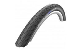 Padanga Schwalbe Silento HS 421, Active Wired 42-622 Black-Reflex 28''