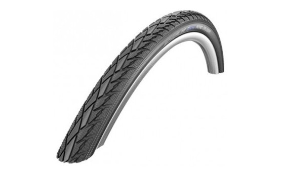 Padanga Schwalbe Road Cruiser HS 377, Active Wired 47-622 Black-Reflex 28''