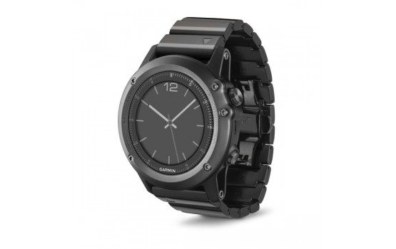 Išmanusis laikrodis Garmin fenix 3 saphir