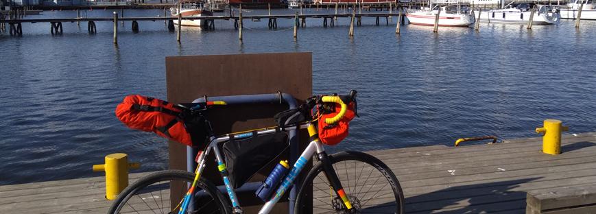 Bikepack dviračių kelioniniai krepšiai