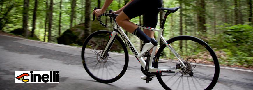 Cinelli dviračiai internetu