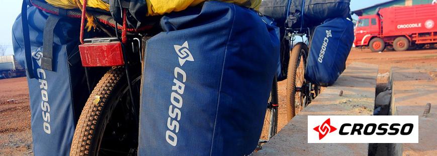 Crosso dviračių krepšiai