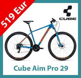 Cube Aim Pro 29