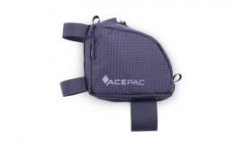 Rėmo krepšys Acepac TUBE BAG grey