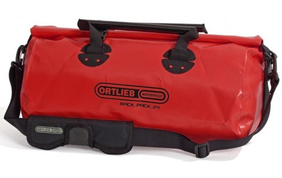ORTLIEB RACK-PACK PD620 S RED 24L