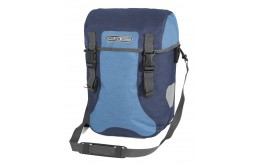 Krepšiai ORTLIEB SPORT-PACKER PLUS DENIM-STEEL BLUE 2x15L (2 vnt.)