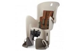 Kėdutė Polisport Bilby CFS Cream/brown (bagažinei)