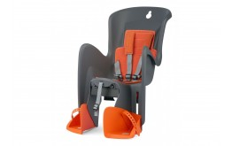 Kėdutė Polisport Bilby CFS Grey/orange (bagažinei)