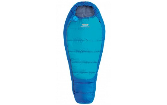 Miegmaišis Pinguin COMFORT JUNIOR 150 blue