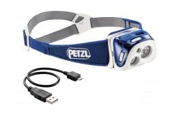 Prožektorius Petzl REACTIK blue