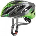 Šalmas Uvex Boss Race gray-neon green