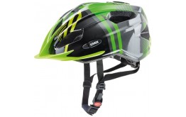 Šalmas Uvex Quatro Junior green-anthracite