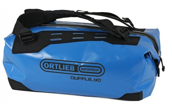 Krepšys ORTLIEB DUFFLE 40L BLUE