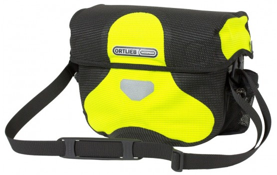 Krepšys ORTLIEB ULTIMATE6 HIGH VISIBILITY YELLOW 7L