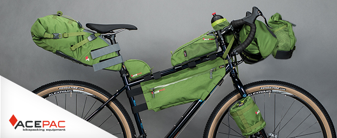 Acepac bikepacking